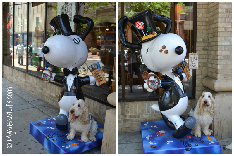 GBGV Candy Music Snoopy