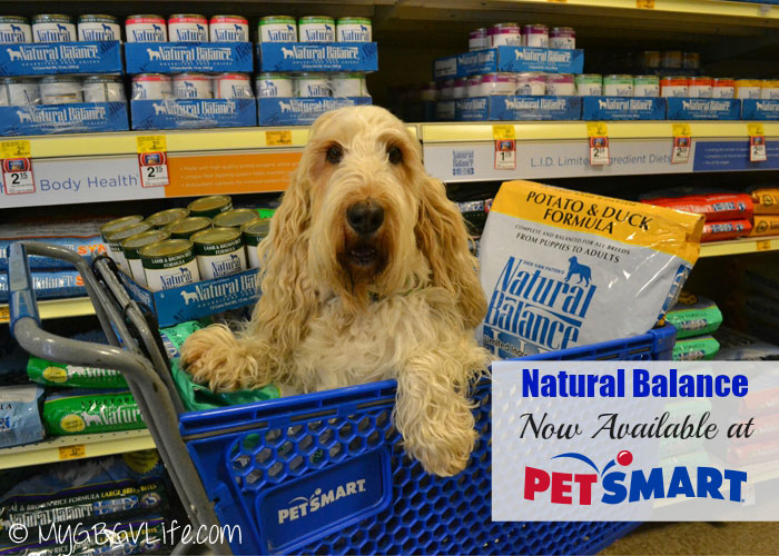 Get Natural Balance In Your Shopping Cart #PetSmartStory