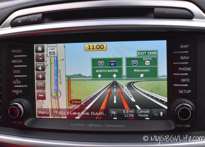 Kia Cee'd SW 1.6CRDI GT-Line-136cv-Deluxe-RS - Página 5 Kia-Sorento-Navigation